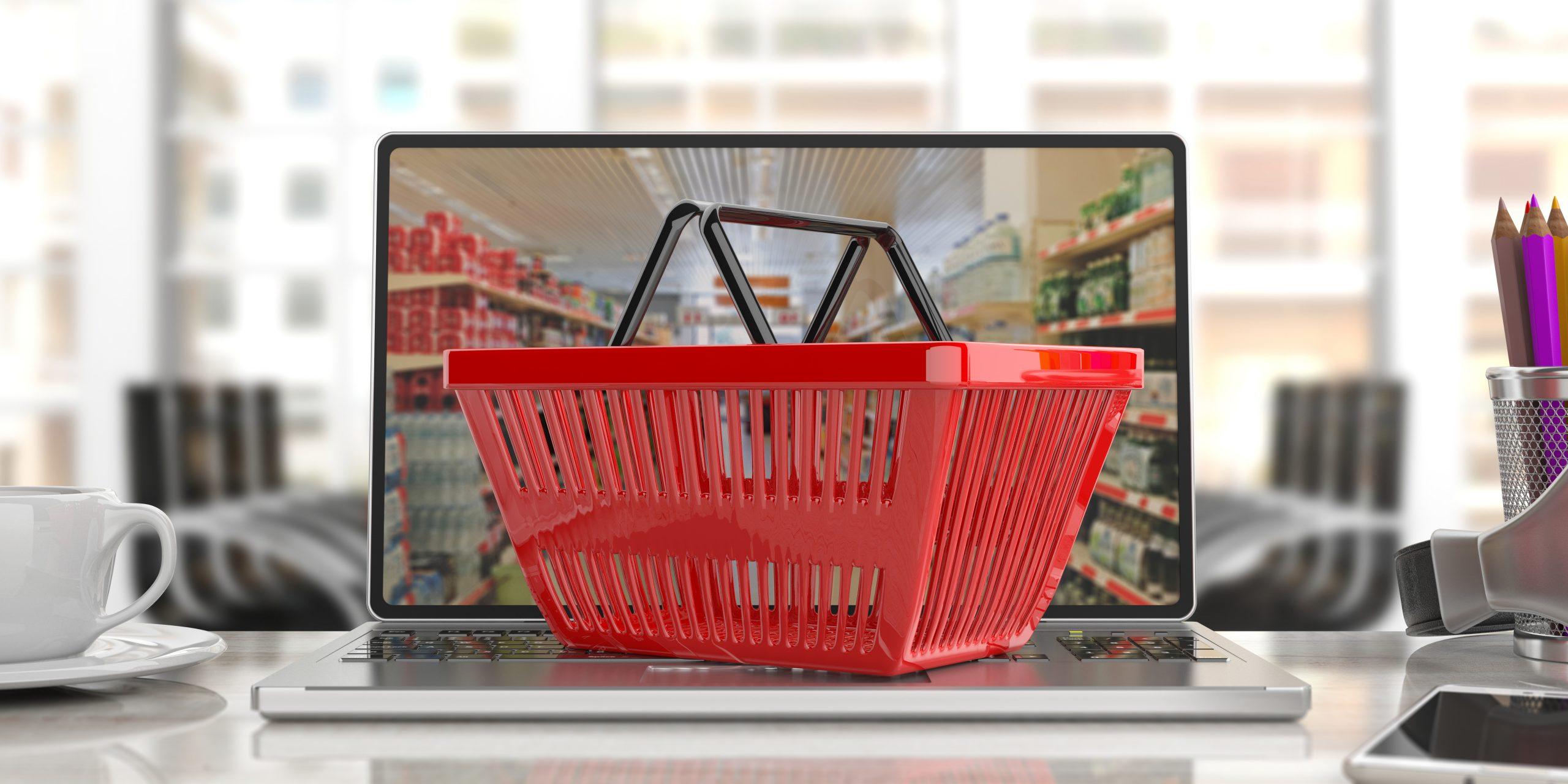 E-commerce de supermercados: veja por que investir e atraia mais clientes para sua loja online