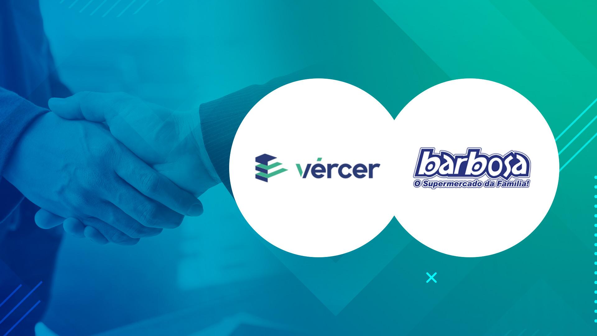 Vércer fecha super parceria com o Barbosa Supermercados