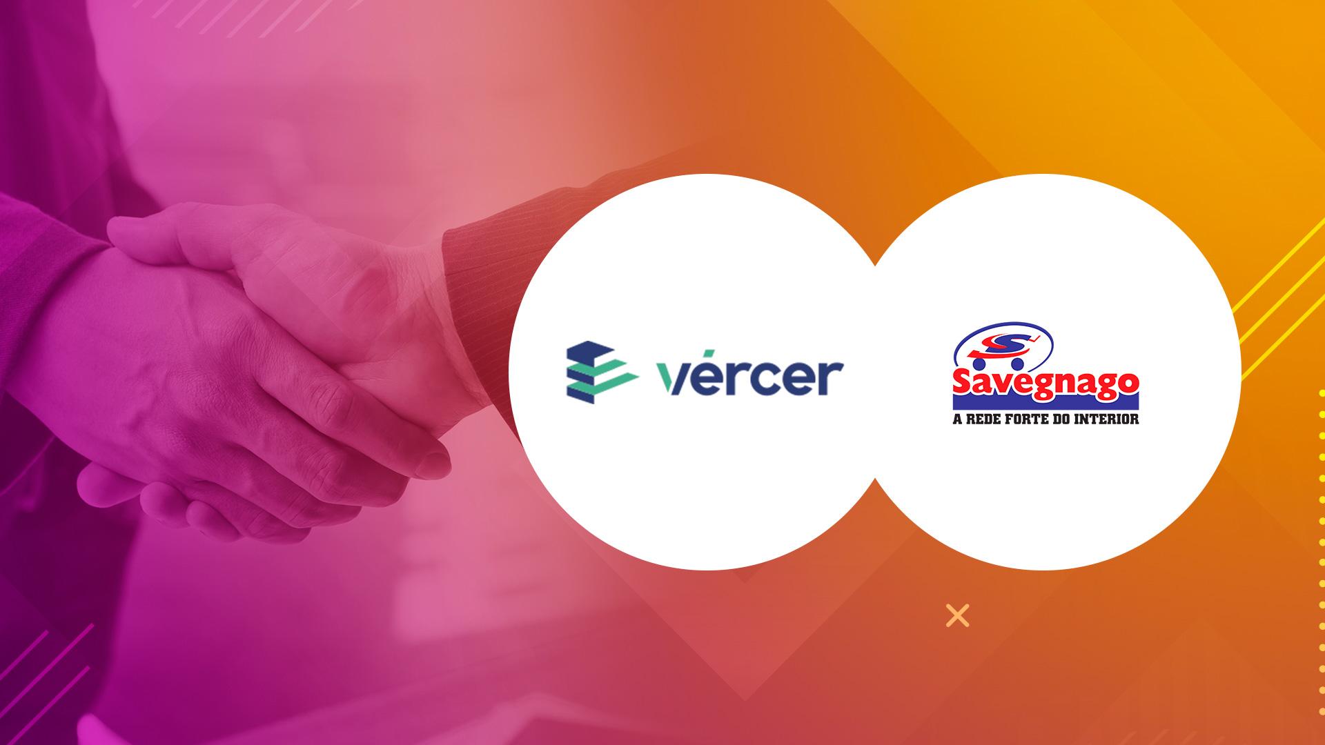 Vércer fecha super parceria com o Rede Savegnago