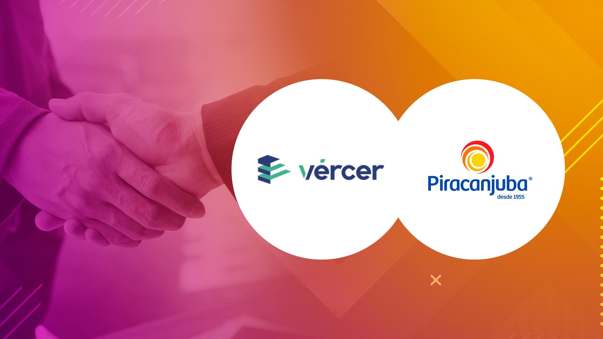 A Piracanjuba, uma das maiores empresas alimentícias do país, também é parceira da Vércer!