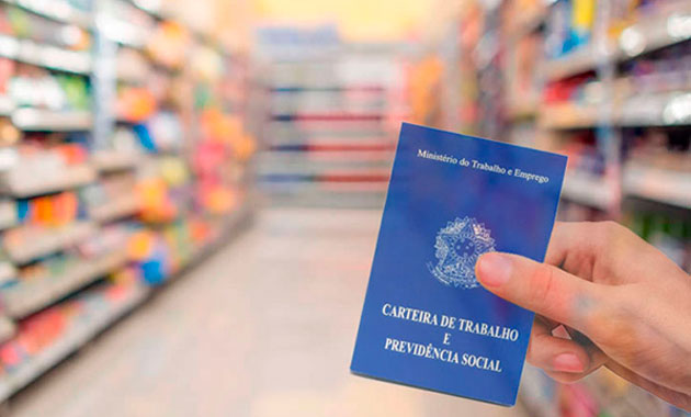 Varejo alimentar de SP cria 270 postos de trabalho em junho, diz pesquisa