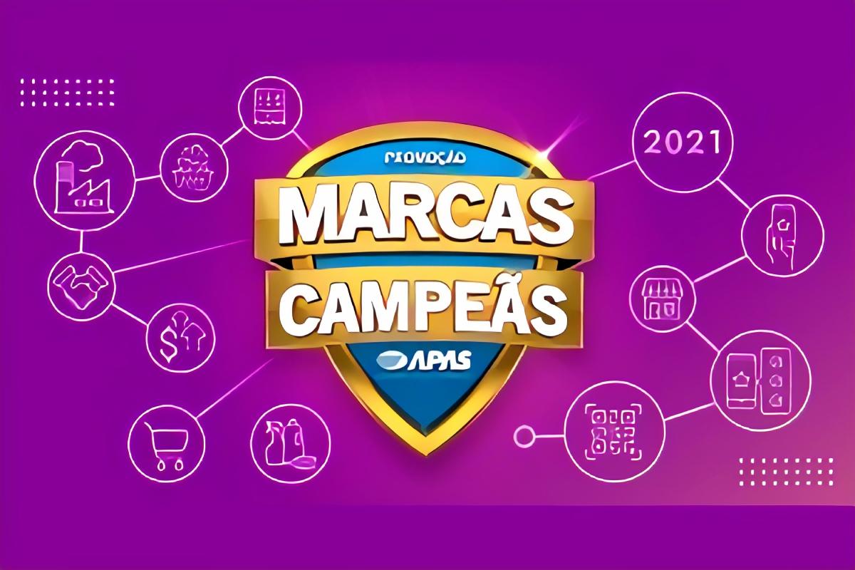 Marcas Campeãs retorna em 2021 com mais de 1 milhão de reais em prêmios