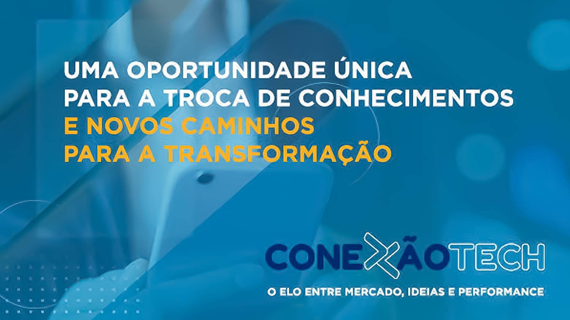 Participe do Conexão Tech, o novo evento digital da GS1 Brasil